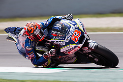 June 16, 2018 - Barcelone, Espagne - TITO RABAT - SPANISH - REALE AVINTIA RACING - DUCATI (Credit Image: © Panoramic via ZUMA Press)