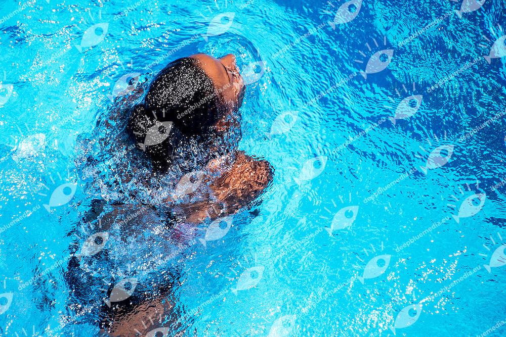 ABEL Jennifer CANCanada<br /> 3m springboard trampolino women<br /> Stadio del Nuoto, Roma<br /> FIN 2016 Campionati Italiani Open Assoluti Tuffi<br /> <br /> day 02  21-06-2016<br /> Photo Giorgio Scala/Deepbluemedia/Insidefoto