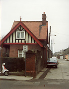 Old Dublin Amature Photos January 1984 WITH, Phibsboro, Black, Church, Kings Inn, Smithfield, North Kings St, St Brendans, fiat 131, mirafiora,