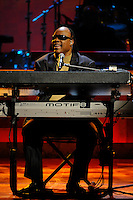 Stevie Wonder performs at the 2nd Annual BET Honors