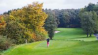 WESTERBURG , DUITSLAND - Golf Club Wiesensee bij Lindner Hotel & Sporting Club Wiesensee in Westerburg (Westerwald). COPYRIGHT KOEN SUYK