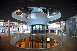 11.12.2015, Planica, SLO, Nordic Center in Planice eröffnet, im Bild Slovenian Prime Minister Miro Cerar opened a Nordic center in Planica. // during the official opening of the nordic center in Planica, Slovenia on 2015/12/11. EXPA Pictures © 2015, PhotoCredit: EXPA/ Pixsell/ Srdjan Zivulovic/FA Bobo<br /> <br /> *****ATTENTION - for AUT, SLO, SUI, SWE, ITA, FRA only*****