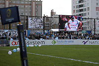 Illustration   - 05.04.2015 - Racing Metro 92 / Sarances - 1/4Finale European Champions Cup<br />Photo : Andre Ferreira / Icon Sport