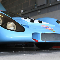 Porsche KH 917-026/031  (short tail), Chassis #2631,<br /> Donington General Testing, 31/08/2017,