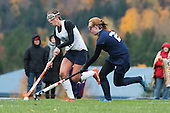 Burlington vs. Mount Mansfield Field Hockey 10/25/16