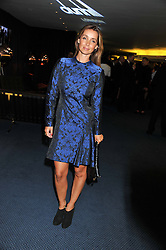 LOUISE REDKNAPP at the GQ Men of The Year Awards 2012 held at The Royal Opera House, London on 4th September 2012.