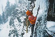 Palisade Falls Ice Climb
