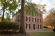 McGuffy Hall Buildings Facilities University Advancement Photo by Ben Siegel