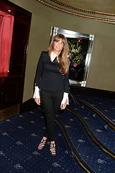 JEMIMA KHAN at the Hoping Foundation's 'Rock On' Benefit Evening for Palestinian refuge children held at the Cafe de Paris, London on 20th June 2013.