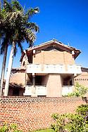 Building in Velasco, Holguin, Cuba.