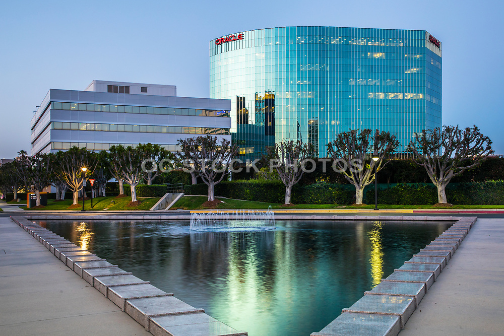 The Oracle And KTGY Buildings At The Irvine Business Complex