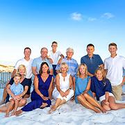 Marucco Family Beach Photos