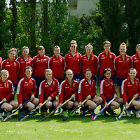 Team picture women England