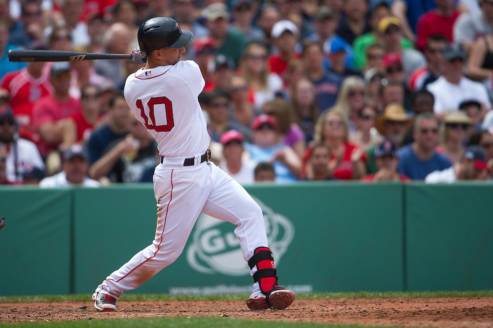 BOSTON, MA - JUNE 09:  Jose Iglesias of the Boston Red Sox bats during the game against the Los Angeles Angels at Fenway Park in Boston, Massachusetts on June 9, 2013. (Photo by Rob Tringali) *** Local Caption *** Jose Iglesias
