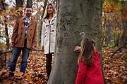 Oksana Kruts, Mykhaylo Shcturmay family portraits
