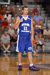 25 June 2011: Jordan Nelson at the 2011 IBCA (Illinois Basketball Coaches Association) boys all star games.