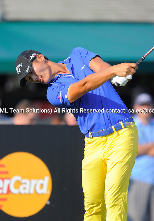 20 March 2015: Danny Lee during the second round of the Arnold Palmer Invitational at Arnold Palmer's Bay Hill Club & Lodge in Orlando, Florida.