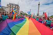 Pride in London March