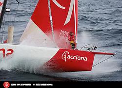 Imoca 60 Acciona 100% Ecopowered ©Jesus Renedo/Acciona