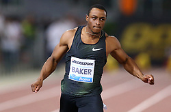 May 31, 2018 - Rome, Italy - Ronnie Baker (USA) competes in 100m men during Golden Gala Iaaf Diamond League Rome 2018 at Olimpico Stadium in Rome, Italy on May 31, 2018. (Credit Image: © Matteo Ciambelli/NurPhoto via ZUMA Press)