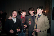 NME Awards after-party. Sanderson Hotel. 29 February 2012