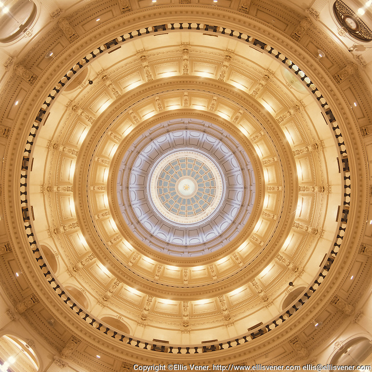 Texas Capitol Building Rotunda