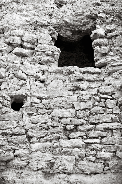 A window in time at Montezuma Castle, Camp Verde, AZ