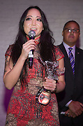 Candy Chang receives Community Arts Award at the Louisiana Cultural Economy Foundation's La Fete fundraiser 2014