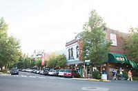 Ashland, Oregon.
