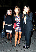 MADRID, SPAIN, 2016, SEPTEMBER 20 <br /> <br /> Penelope Cruz managed to excite and touch the hearts of all those attending the premiere of his first documentary I'm one hundred thousand and after the successful premiere, the actress wanted to enjoy with all your close ones like her mother Monica and her mother Encarni, a most special cocktail in one of the most famous restaurants in the capital Madrid.<br /> ©Exclusivepix Media