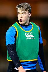 Richard Capstick of England U20 - Mandatory by-line: Robbie Stephenson/JMP - 15/03/2019 - RUGBY - Franklin's Gardens - Northampton, England - England U20 v Scotland U20 - Six Nations U20