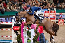 DEUSSER Daniel (GER), Tobago Z<br /> Leipzig - Partner Pferd 2019<br /> IDEE Kaffe Preis<br /> CSI5*<br /> 18. Januar 2019<br /> © www.sportfotos-lafrentz.de/Stefan Lafrentz