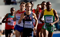 competes in the men's Final during the day nine of the 12th IAAF World Athletics Championships at the Olympic Stadium on August 23, 2009 in Berlin, Germany. (Photo by Vid Ponikvar / Sportida)