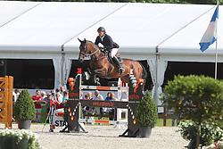 Van Roosbroeck Maurice (BEL) - Calumet<br /> Flanders Horse Event - Beervelde 2012<br /> © Hippo Foto - Counet Julien
