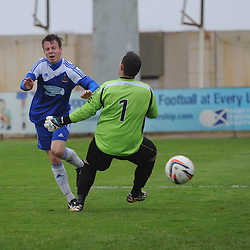 Cove Rangers v Hawick Royal Albert | Scottish Cup | 13 September 2014