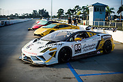 Lamborghini Esperienza - December 2013. Palm Beach International Raceway. Lamborghini Super Trofeo