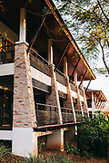 Deluxe room building at Phunacome resort