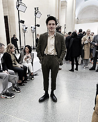 """Brooklyn Beckham releases a photo on Instagram with the following caption: """"Another amazing show mum x love you so much \u2764\ufe0f"""". Photo Credit: Instagram *** No USA Distribution *** For Editorial Use Only *** Not to be Published in Books or Photo Books ***  Please note: Fees charged by the agency are for the agency's services only, and do not, nor are they intended to, convey to the user any ownership of Copyright or License in the material. The agency does not claim any ownership including but not limited to Copyright or License in the attached material. By publishing this material you expressly agree to indemnify and to hold the agency and its directors, shareholders and employees harmless from any loss, claims, damages, demands, expenses (including legal fees), or any causes of action or allegation against the agency arising out of or connected in any way with publication of the material."""