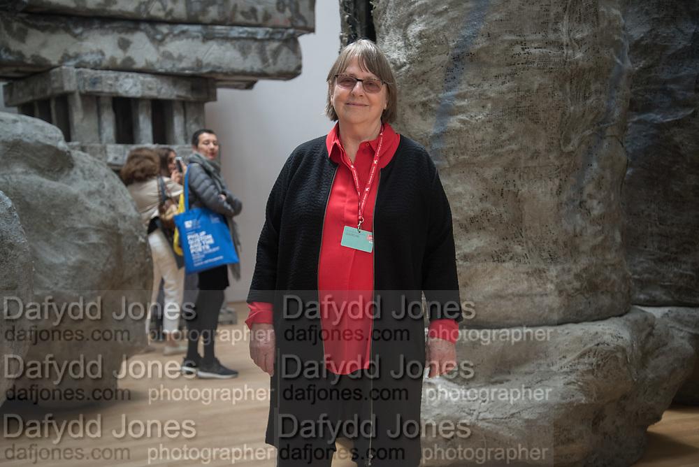 Phyllida Barlow, British Pavilion, Venice Biennale, 10 May 2017