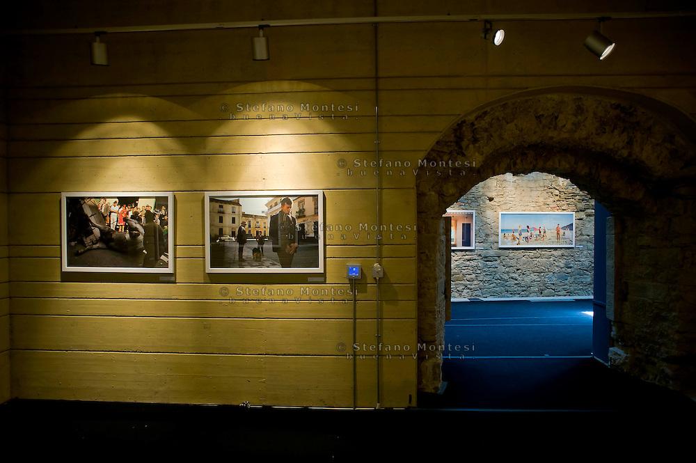 Cortona On The Move - fotografia in viaggio.Edizione 2013.  Mostra fotografica di JOEL MEYEROWITZ alla Fortezza of Girifalco<br /> Cortona On The Move - photography in travel. 2013 edition. EXHIBITIONS di JOEL MEYEROWITZ in the Fortezza of Girifalco