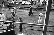 Railway Scenes, Leopoldville (now Kinshasa), Belgian Congo (now Democratic Republic of the Congo), Africa, 1937