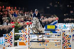 Guisson Tristan, BEL, Corrychella van ter Hulst<br /> Jumping Mechelen 2019<br /> © Hippo Foto - Dirk Caremans<br />  26/12/2019