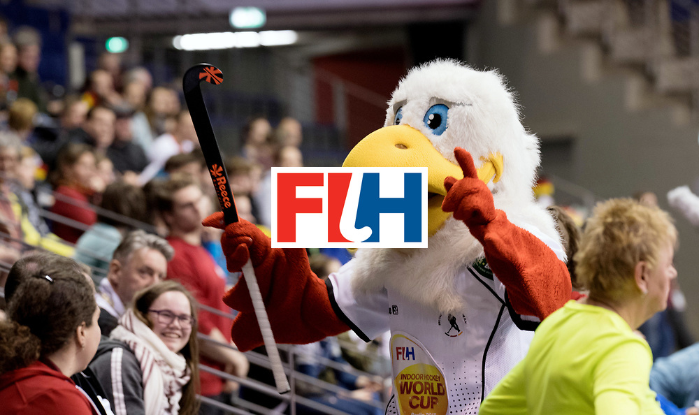 BERLIN - Indoor Hockey World Cup<br /> Women: Ukraine - Germany<br /> foto: <br /> WORLDSPORTPICS COPYRIGHT FRANK UIJLENBROEK