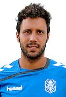 Spain - La Liga Adelante 2015-2016 / <br /> ( Club Deportivo Tenerife ) - <br /> German Sanchez Barahona