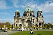 Berlin, UNESCO-Welterbestätte Museumsinsel..Dom