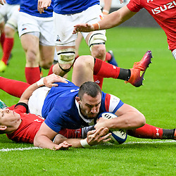 01,02,2019 France v Wales - NatWest Six Nations