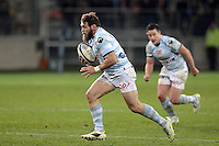 VIRGILE LACOMBE - 13.12.2014 - Racing Metro / Osprey - European Champions Cup <br />