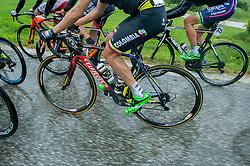 Bikes during Stage 3 of 22nd Tour of Slovenia 2015 from Dobrovnik to Slovenska Bistrica, Trije Kralji (178,5 km) cycling race  on June 20, 2015 in Slovenia. Photo by Vid Ponikvar / Sportida