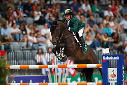 O Connor Cian, IRL, Good Luck<br /> FEI Nations Cup - CHIO Rotterdam 2017<br /> © Dirk Caremans<br /> O Connor Cian, IRL, Good Luck