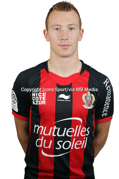 Christian BRULS - 02.08.2013 - Photo Officielle - Nice -<br /> Photo : Icon Sport